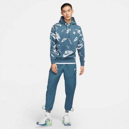 Pánská mikina - Nike NSW CLUB HOODIE PO BB AOP 1 M - 8