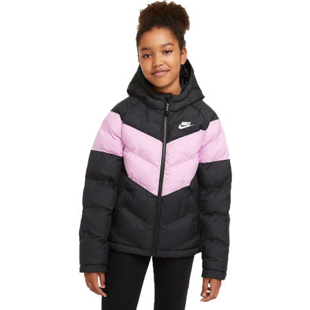 Nike NSW SYNTHETIC FILL JACKET U - Warme Kinderjacke