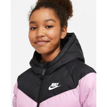 Kids' jacket - Nike NSW SYNTHETIC FILL JACKET U - 3