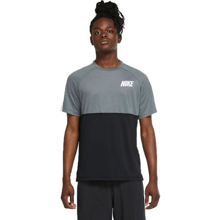 Nike TOP SS HPR DRY MC M - Herren Trainingsshirt