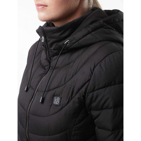 Women's winter coat - Loap JERBA - 4
