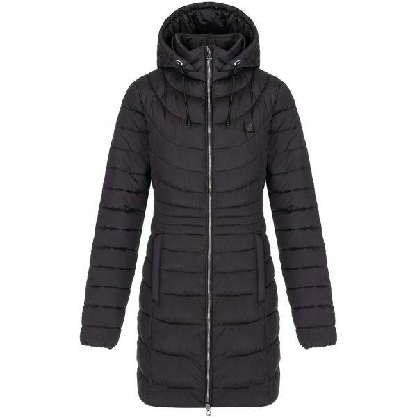 Loap JERBA černá L - Dámský zimní kabát