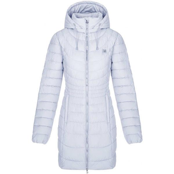 Loap JERBA šedá M - Dámský zimní kabát