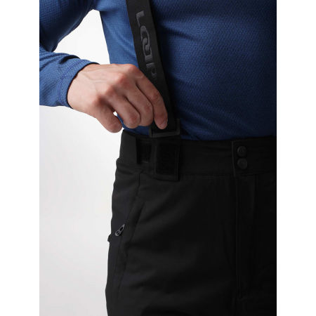 Pánské lyžařské kalhoty - Loap LYGI - 4