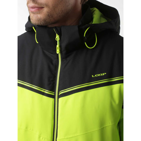 Men's ski jacket - Loap FLOID - 6