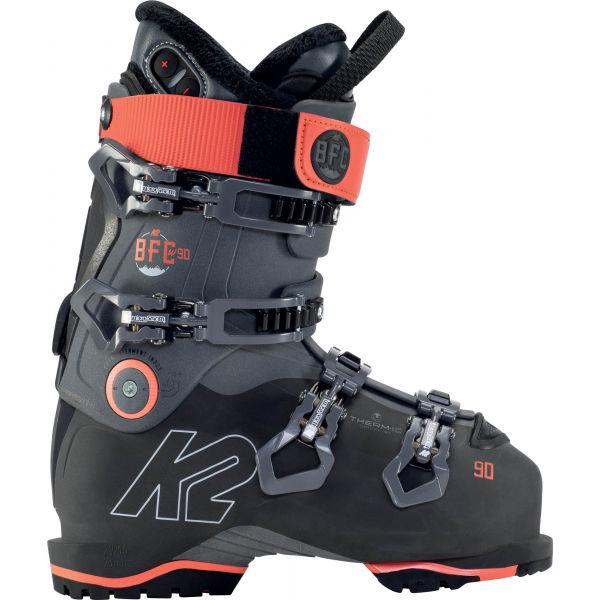 K2 BFC W 90 HEAT GRIPWALK  25.5 - Dámské lyžařské boty
