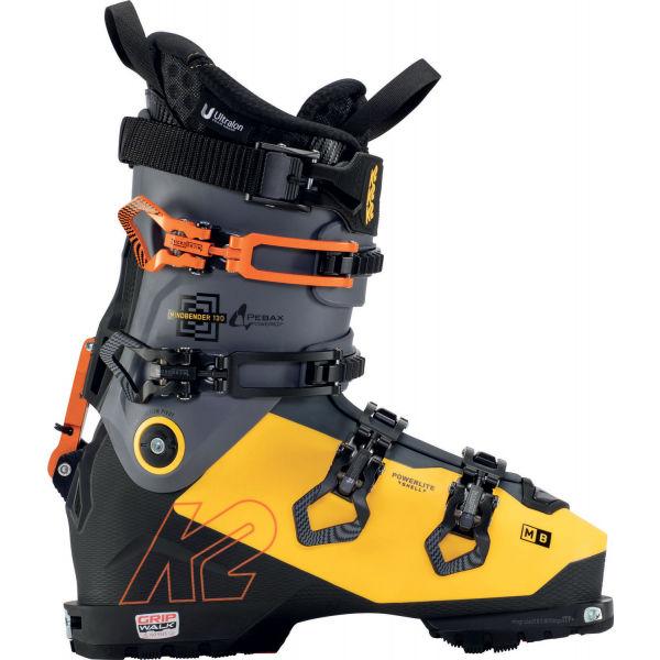 K2 MINDBENDER 130  28.5 - Pánské sjezdové boty
