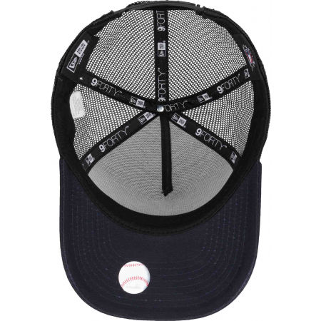 Children's truckers cap - New Era 9FORTY KID ESSENTIAL MLB NEW YORK YANKEES - 2