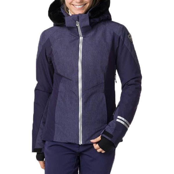 Rossignol W CONTROLE HEATHER JKT  S - Dámská lyžařská bunda