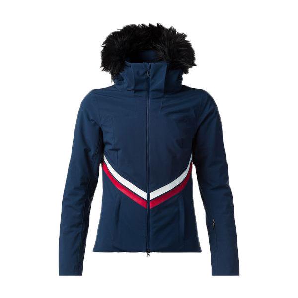 Rossignol W EMBLEME JKT  M - Dámská lyžařská bunda