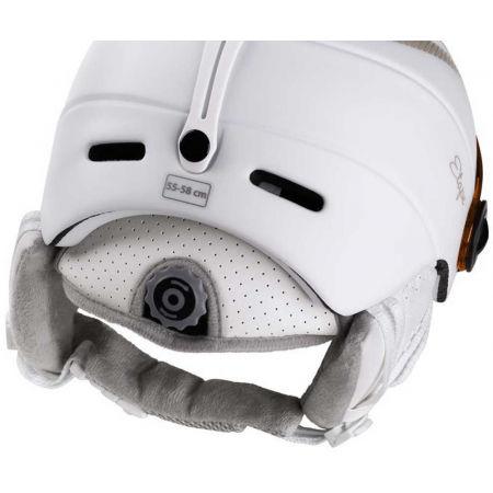 Women's ski helmet with visor - Etape GRACE PRO - 3