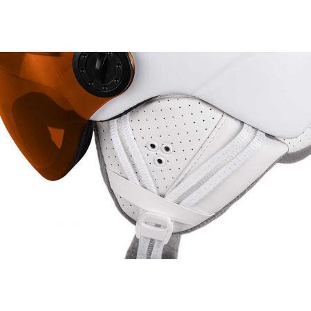 Women's ski helmet with visor - Etape GRACE PRO - 6