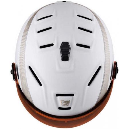 Women's ski helmet with visor - Etape GRACE PRO - 2