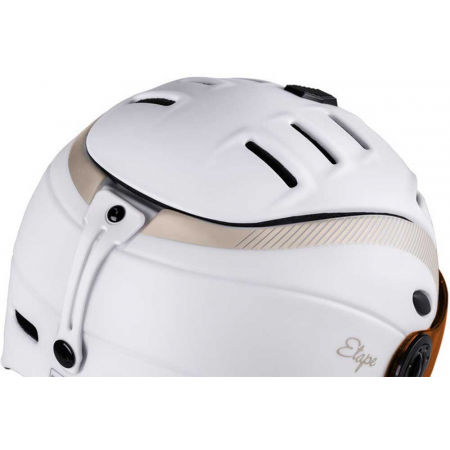 Women's ski helmet with visor - Etape GRACE PRO - 5