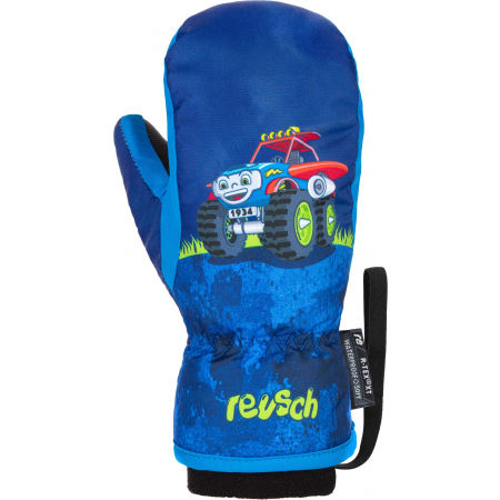 Reusch FRANCI R-TEX XT MITTEN - Mănuși de iarnă copii
