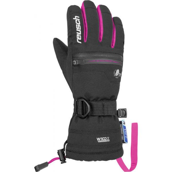 Reusch LUIS R-TEX® XT JUNIOR  5 - Dětské lyžařské rukavice