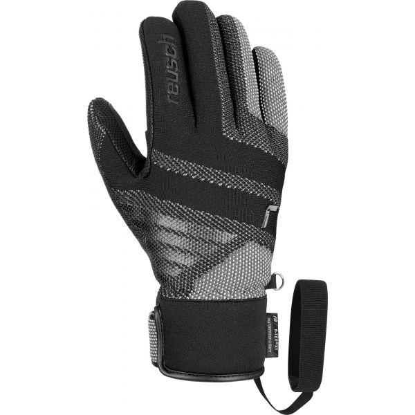 Reusch RE KNIT LAURIN R TEX® XT  9 - Pánské lyžařské rukavice