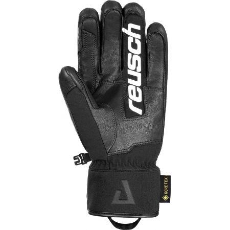 Ski gloves - Reusch ALEXIS PINTURAULT GTX - 2