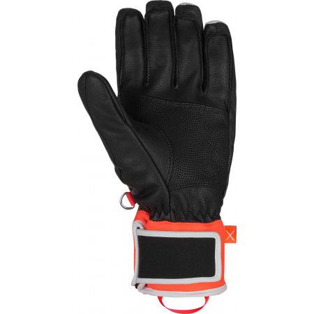 Men's ski gloves - Reusch WORLDCUP WARRIOR TEAM - 2