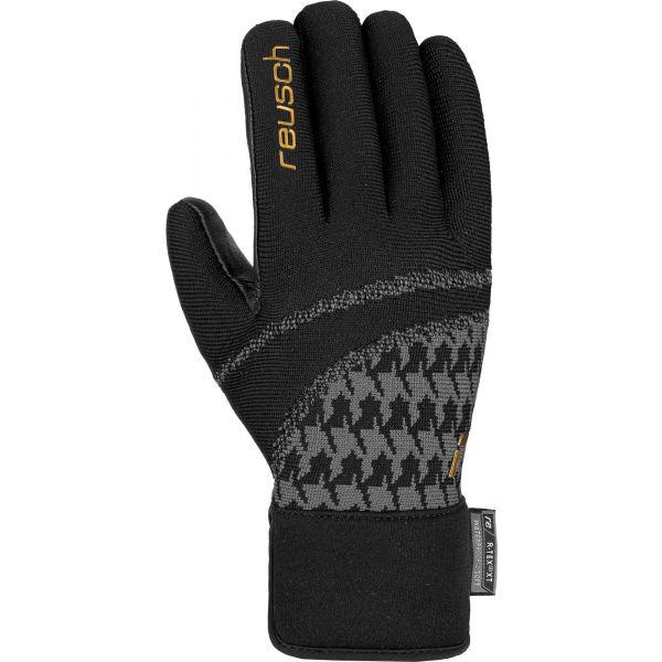 Reusch RE:KNIT VICTORIA R-TEX® XT  7 - Dámské lyžařské rukavice