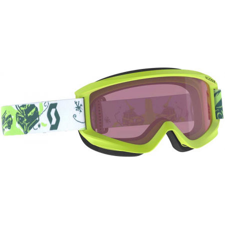 Scott JR AGENT - Kids' ski goggles
