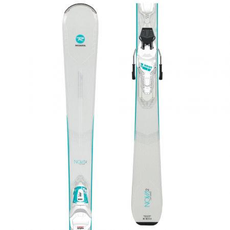 Rossignol NOVA 2+XPRESS W 10 - Dámske zjazdové lyže
