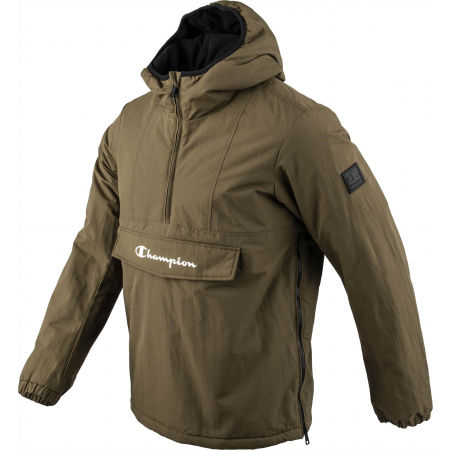 Men's insulated jacket - Champion HOODED JACKET - 2