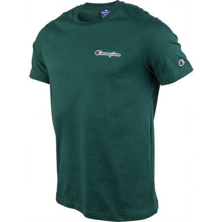 Мъжка тениска - Champion CREWNECK T-SHIRT - 2