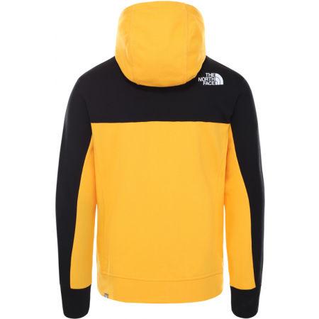 Men's sweatshirt - The North Face HIMALAYAN FULL ZIP HOODIE - 2
