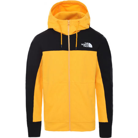 The North Face HIMALAYAN FULL ZIP HOODIE - Pánska mikina