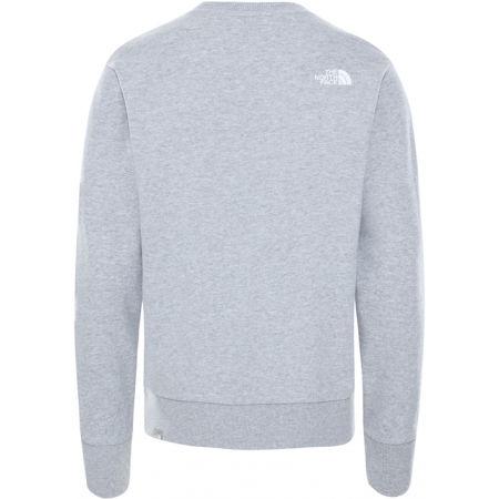 Women's sweatshirt - The North Face W STANDARD CREW - 2