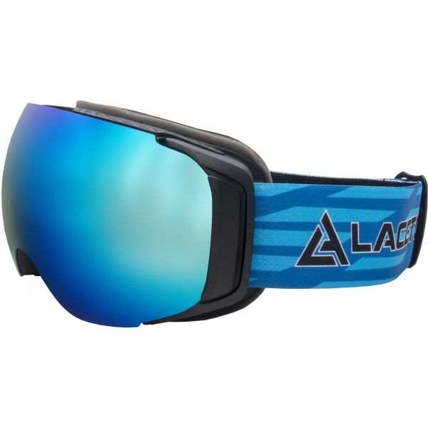 Laceto SHIFT OTG modrá NS - Lyžiarske okuliare