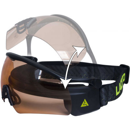 Sports goggles - Laceto CROSS II - 2