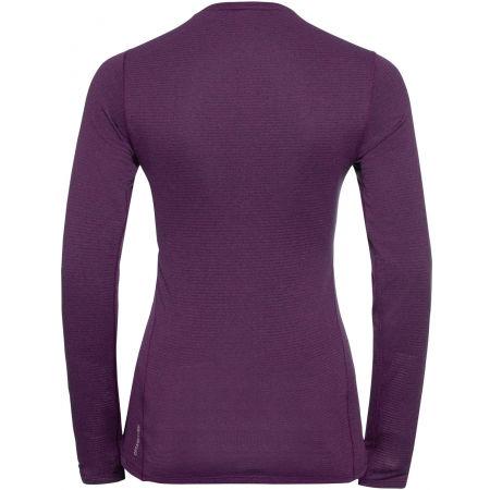 Dámské funkční tričko - Odlo BL TOP CREW NECK L/S ACTIVE THERMIC - 2