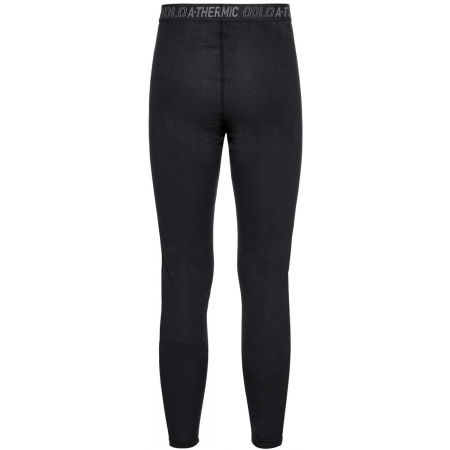 Men's functional pants - Odlo BL BOTTOM LONG ACTIVE THERMIC - 2