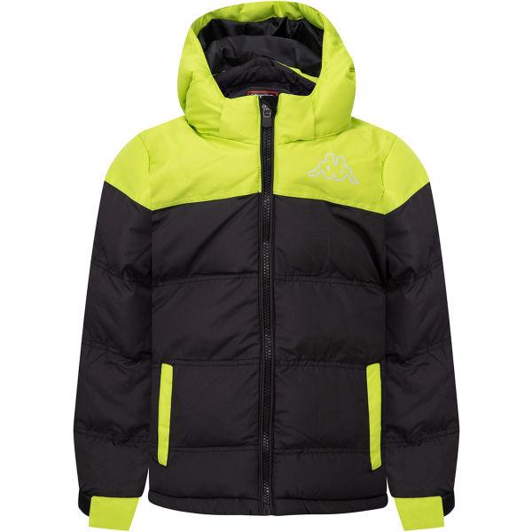 Kappa LOGO ALETRICK  XXL - Dětská zimní bunda