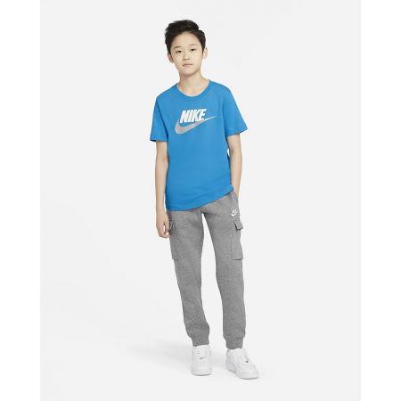 Chlapecké tričko - Nike NSW TEE FUTURA ICON TD B - 4