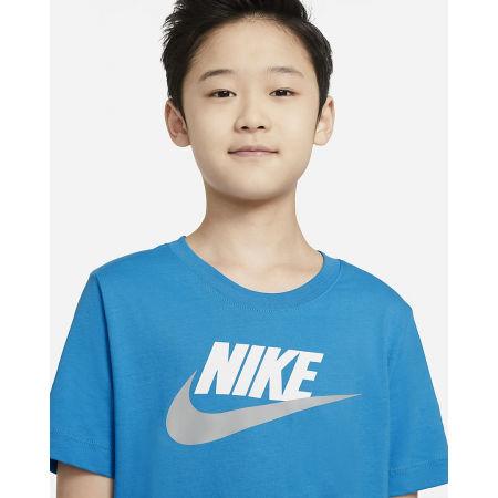 Chlapecké tričko - Nike NSW TEE FUTURA ICON TD B - 3