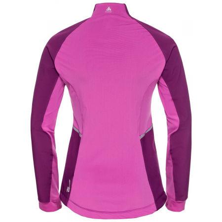 Women's cross-country skiing jacket - Odlo JACKET AEOLUS - 2