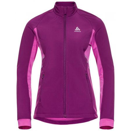Women's cross-country skiing jacket - Odlo JACKET AEOLUS - 1