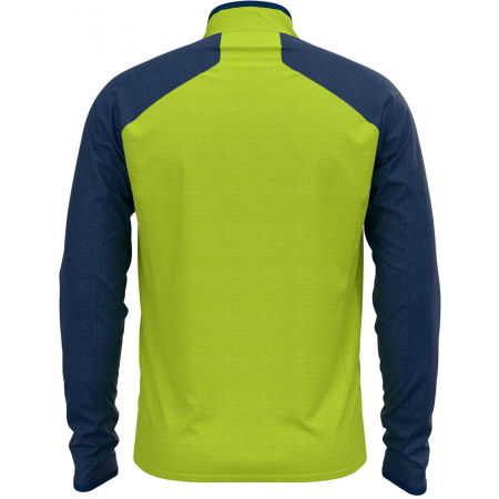 Men's functional sweatshirt - Odlo MIDLAYER 1/2 ZIP PROITA - 2