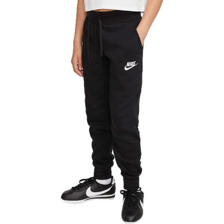 Dívčí tepláky - Nike NSW PE PANT G - 1