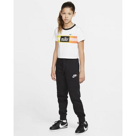 Dívčí tepláky - Nike NSW PE PANT G - 6