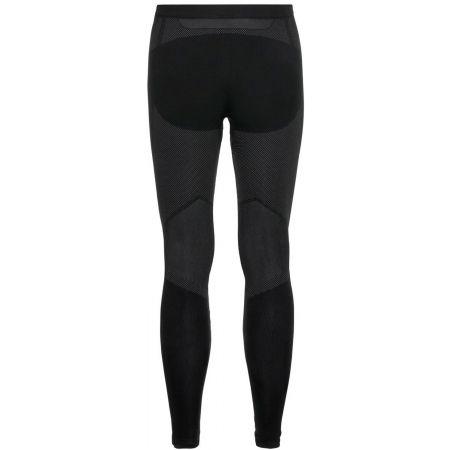 Men's functional leggings - Odlo SUW BOTTOM PANT PERFORMANCE EVOLUTION WARM - 2