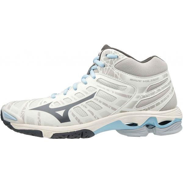 Mizuno WAVE VOLTAGE MID  6.5 - Dámská indoorová obuv