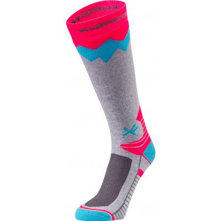 Klimatex TOLI - Șosete schi copii