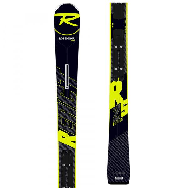 Rossignol REACT 2S+XPRESS 10 GW  170 - Pánské sjezdové lyže