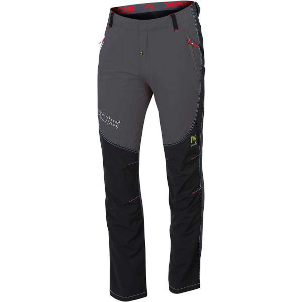 Karpos FANTASIA EVO tmavě šedá 54 - Horolezecké kalhoty