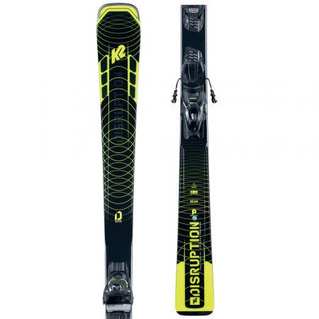 K2 DISRUPTION SC + M3 11 COMPACT Q - Pánske allmountain lyže s viazaním