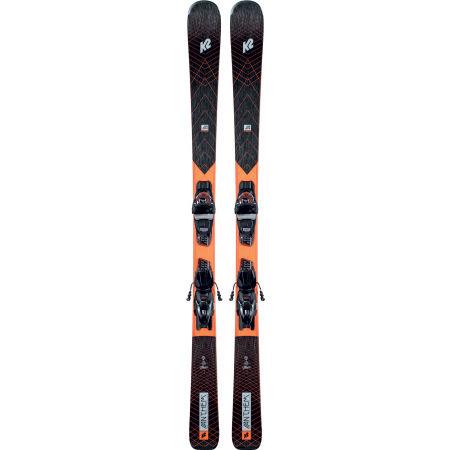 Dámské allmountain lyže s vázáním - K2 ANTHEM 78 + ER3 10 COMPACT Q - 2